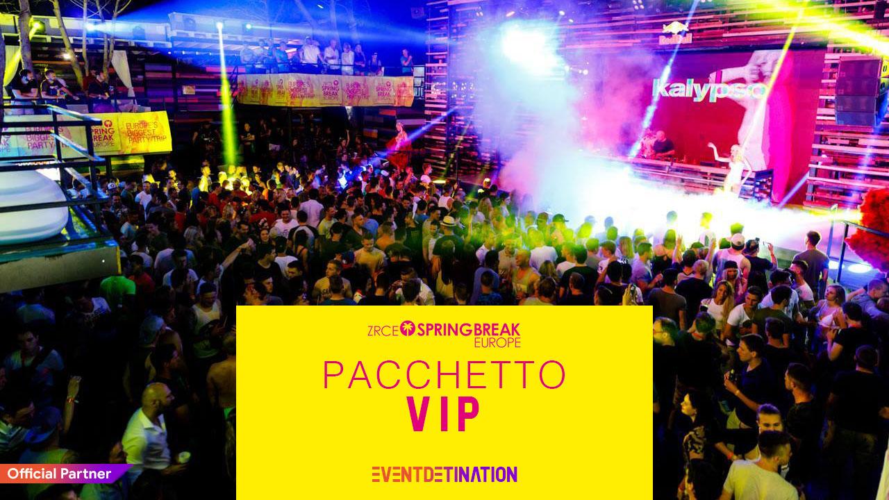 Pacchetto VIP